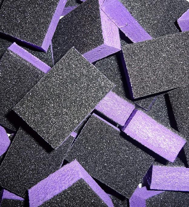 pretty claw nail buffing blocks