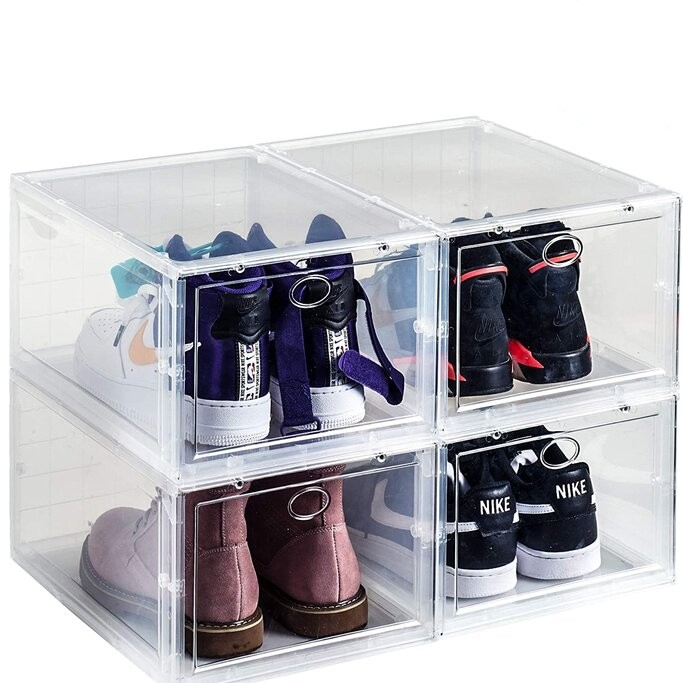 8 Best Shoe Storage Boxes To Your, Shoe Box Storage