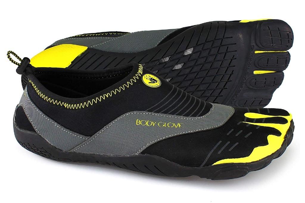 Body Glove Men's 3T Barefoot Cinch Water Shoe, water shoes for men