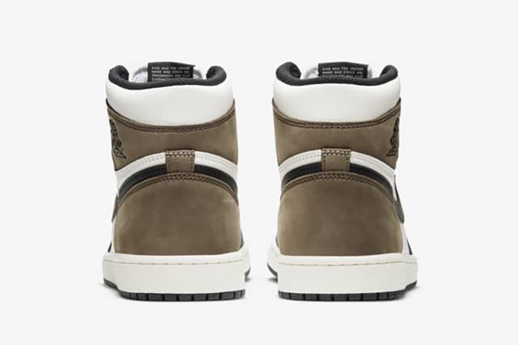 Air Jordan 1 OG High Black Mocha