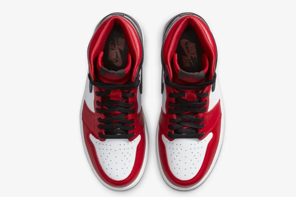 Air Jordan 1 'Satin Red' Women's Exclusive: Release Date ...