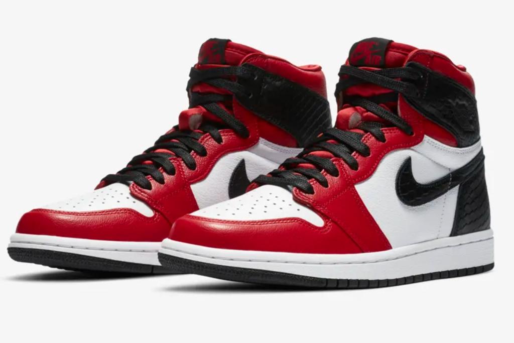 Air Jordan 1 'Satin Red' Women's