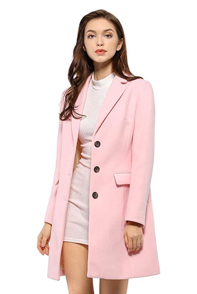 Allegra K, coat