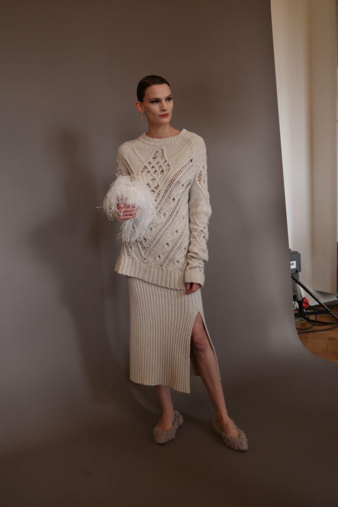 altuzarra, fall 2020 fashion trends, fashion trends, altuzarra sweater