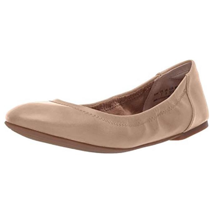 Amazon-Nude-Ballet-Flats