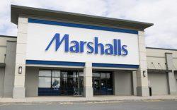 marshalls store, new jersey, A logo