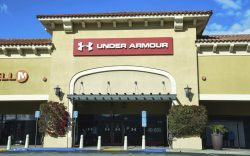March 17, 2020: Closed Under Armour
