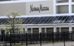 A closed Neiman Marcus store is