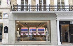 The shopfront of the Stella McCartney
