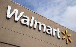 File - A Walmart in Warrington,