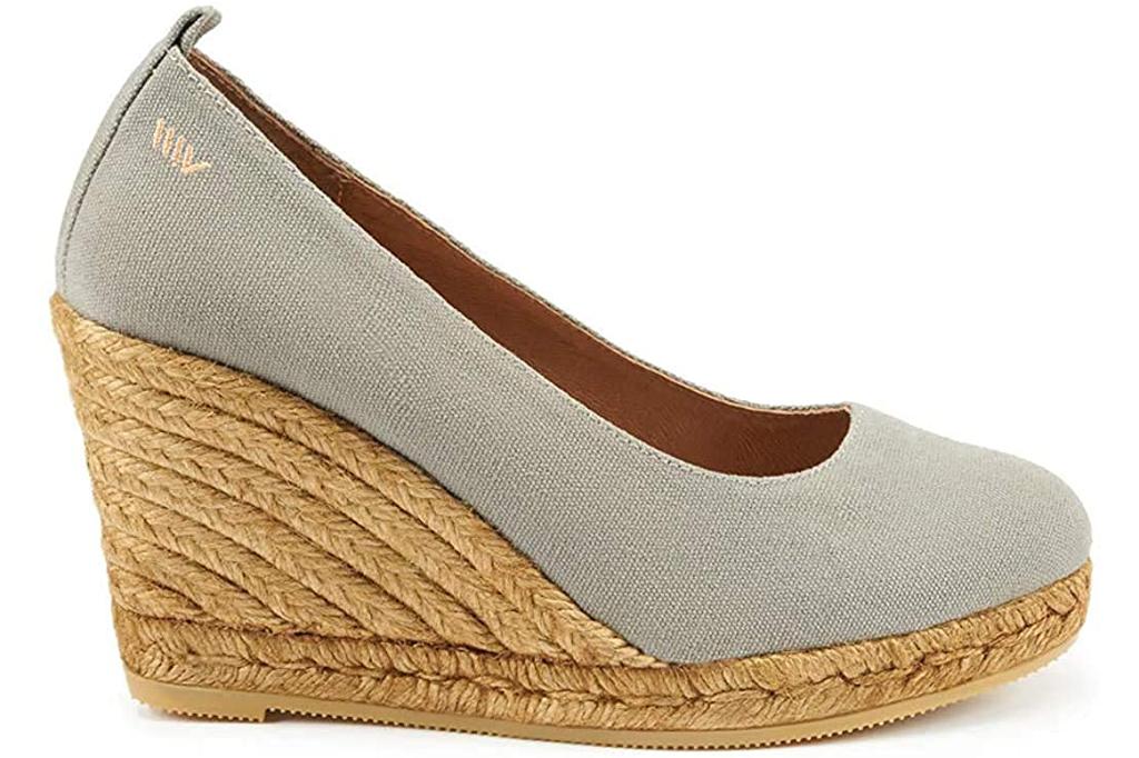 Viscata, wedge heels
