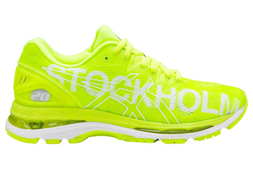 "Asics GEL-Nimbus 20 ""Stockholm"", stockholm, yellow, asics, sneakers"