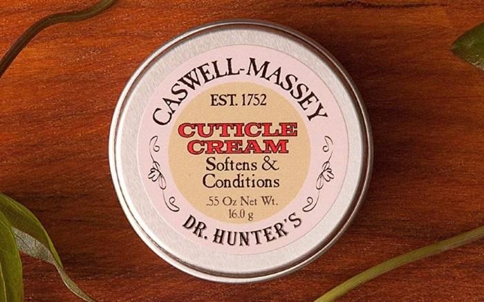 Caswell-Massey Dr. Hunter's Cuticle Cream