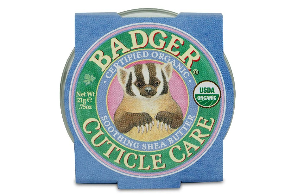 Badger Soothing Shea Butter Cuticle Care Balm