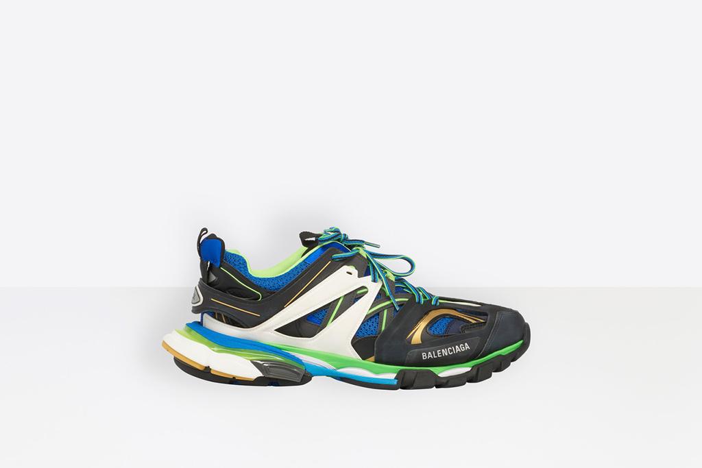 balenciaga, track sneaker, balenciaga sale