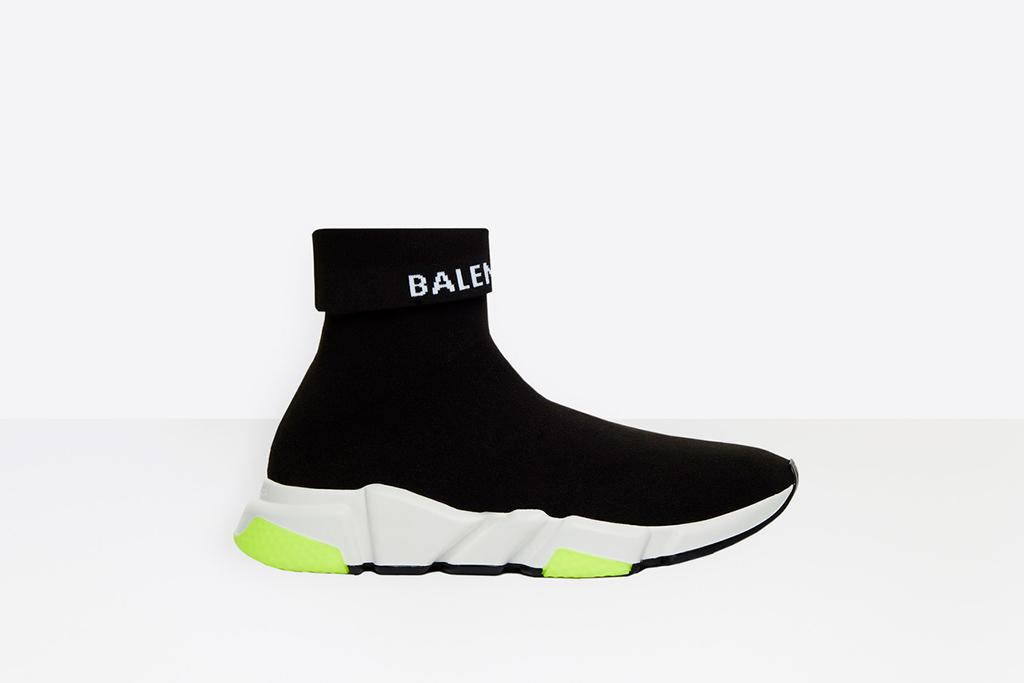 balenciaga sneaker, sock sneaker, balenciaga sale