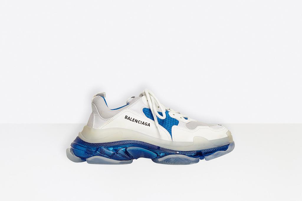 balenciaga triple s sole sneaker, balenciaga sale, balenciaga