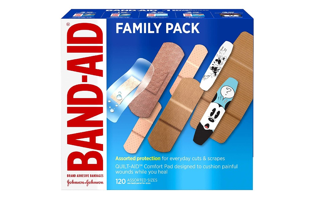 Band-Aid Brand Assorted Family Pack