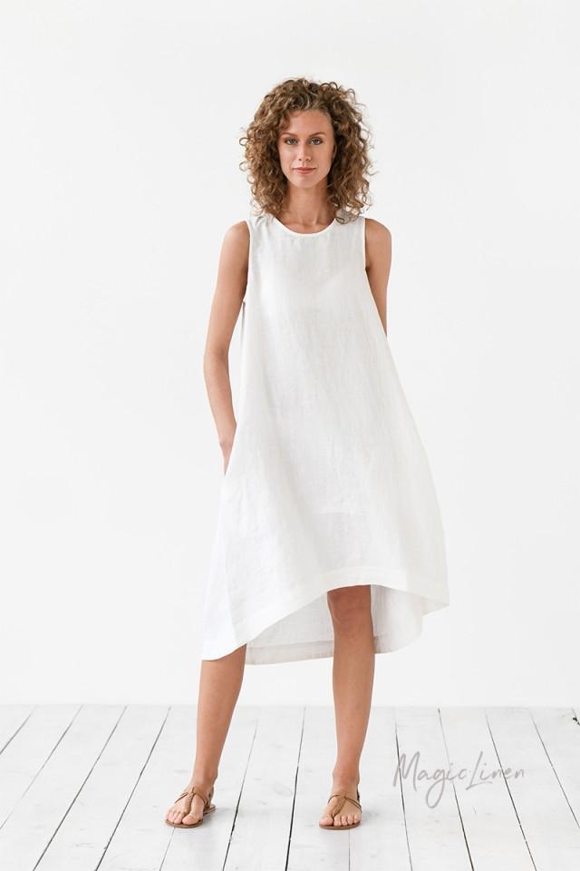 linen dress, magic linen dress, meghan markle dress