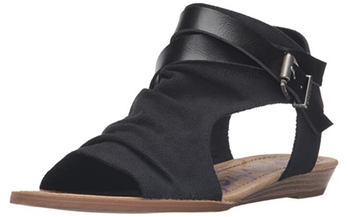 Black-Casual-Sandal-Feature