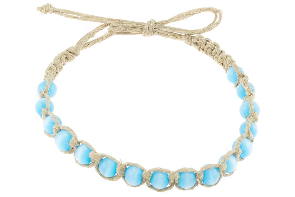 BlueRica, ankle bracelet