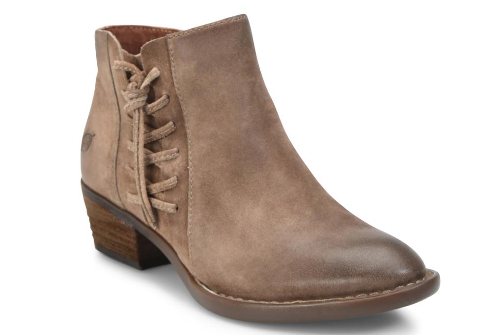 Born Bessie bootie, western boots