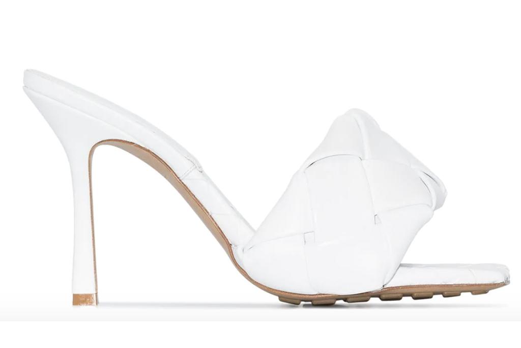 Bottega Veneta , Lido mule, sandals