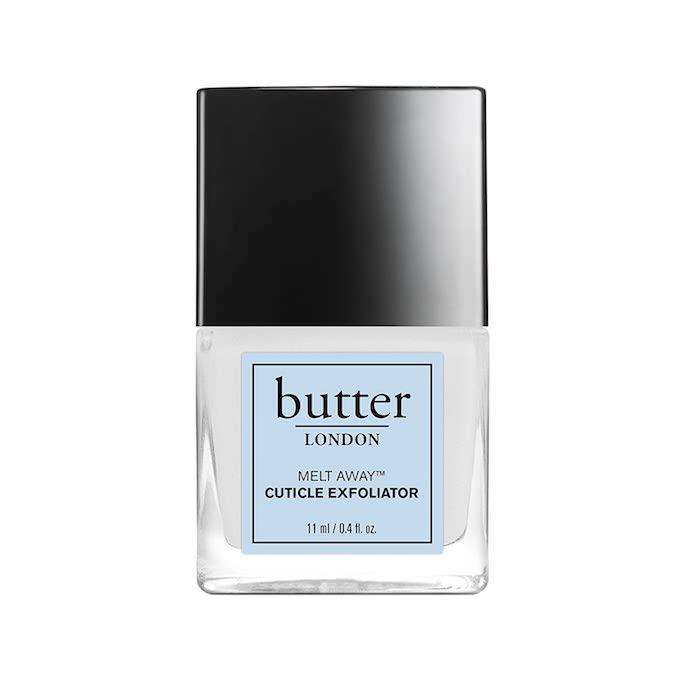 butter cuticle exfoliator