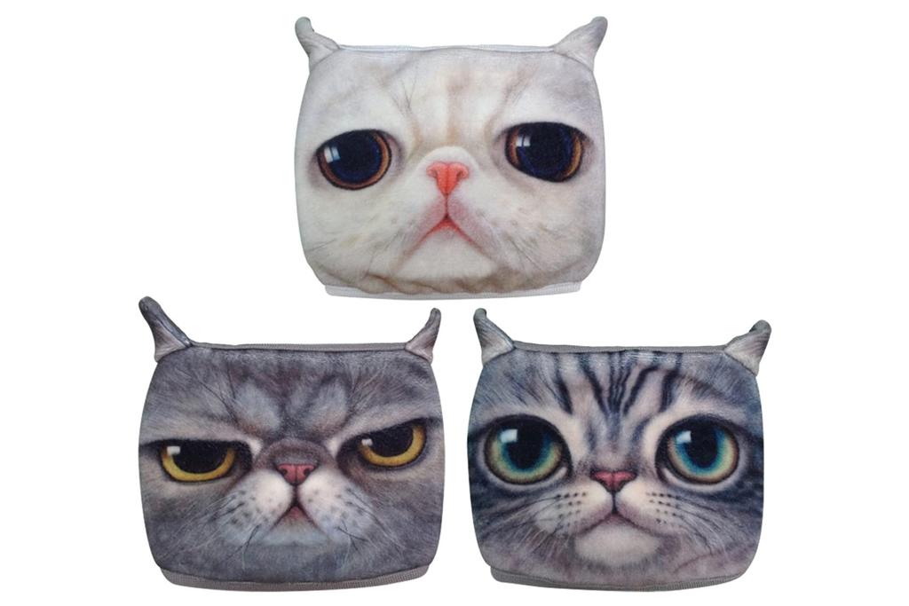 cats, face masks