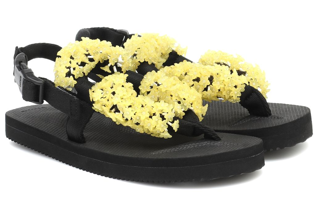 cecilie bahnsen suicoke, ugly sandal, ugly sandal trend, cecilie bahnsen, suicoke sandals