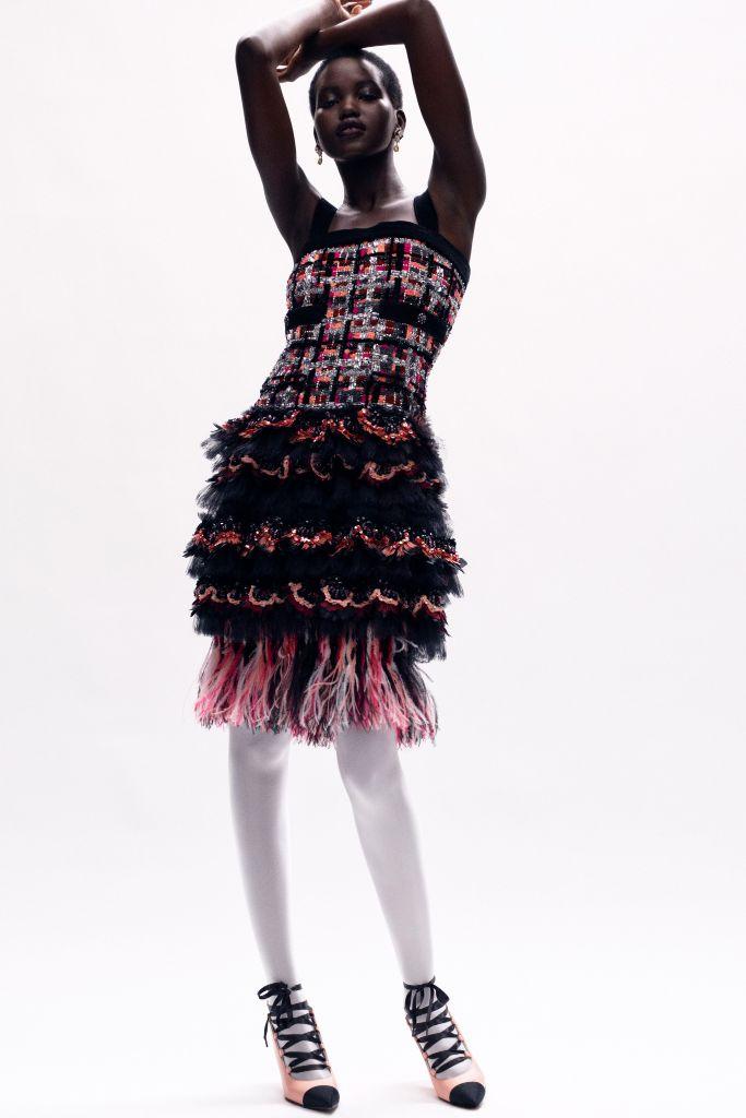 chanel, chanel couture, couture, paris couture, paris couture virtual, virtual fashion week, fashion week, paris fashion week