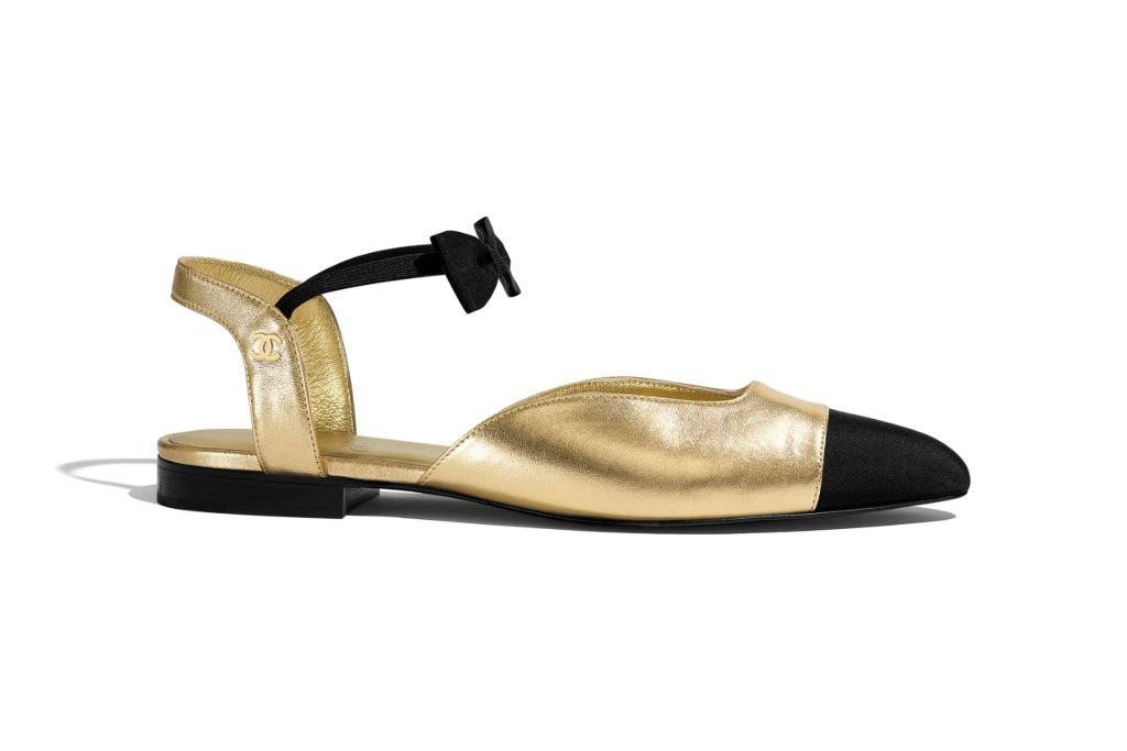 chanel, chanel metiers d'art, chanel shoes, chanel two tone, chanel two tone shoes, gigi hadid, chanel gigi hadid