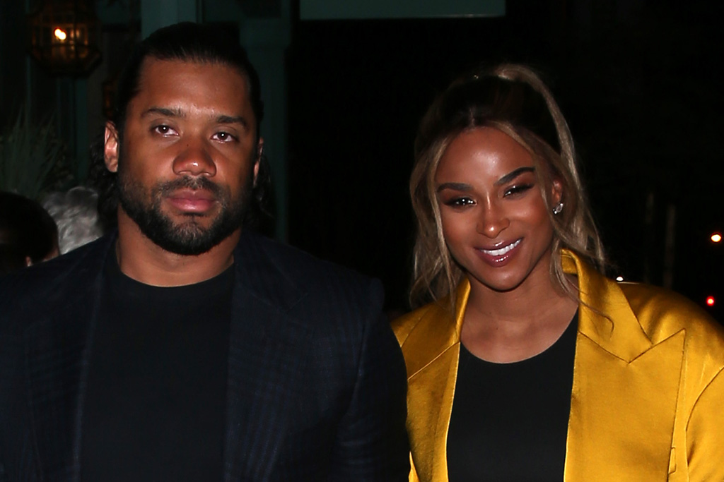 He Put A Ring On It: Russell Wilson Proposes To Ciara