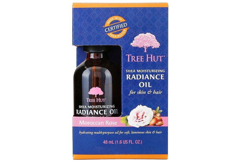 Tree Hut Shea Moisturizing Radiance Moroccan Rose Oil