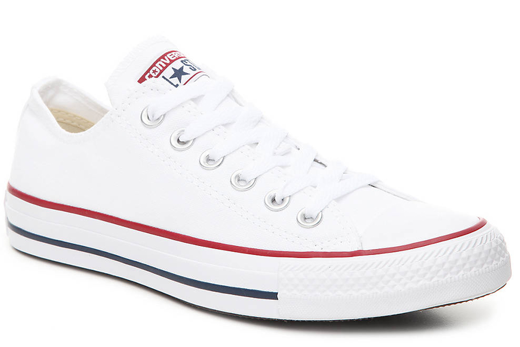 Converse Chuck Taylor All Star, white sneakers