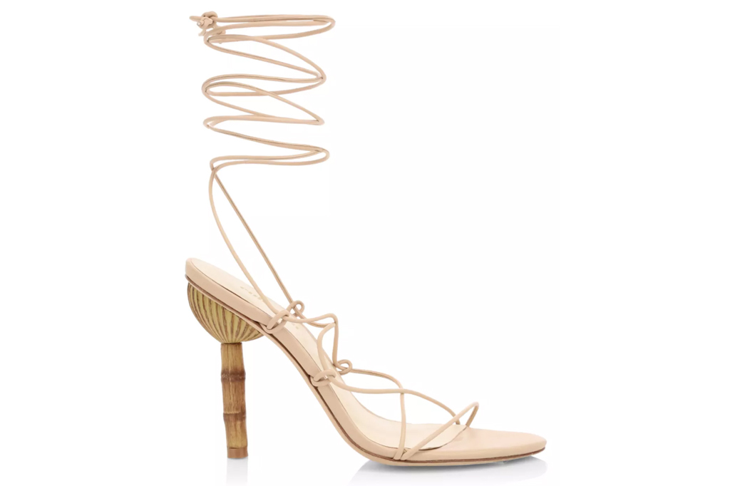 Cult Gaia, strappy sandals