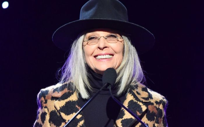 diane keaton, diane keaton hats, diane keaton platform boots, celebrity style, diane keaton style, style icon