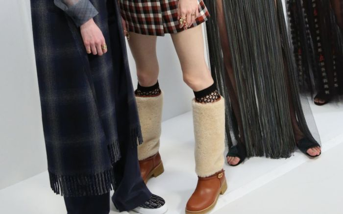 fall 2020 fashion trends, fall 2020, shoe trends, boot trends, christian dior, dior, dior fall 2020