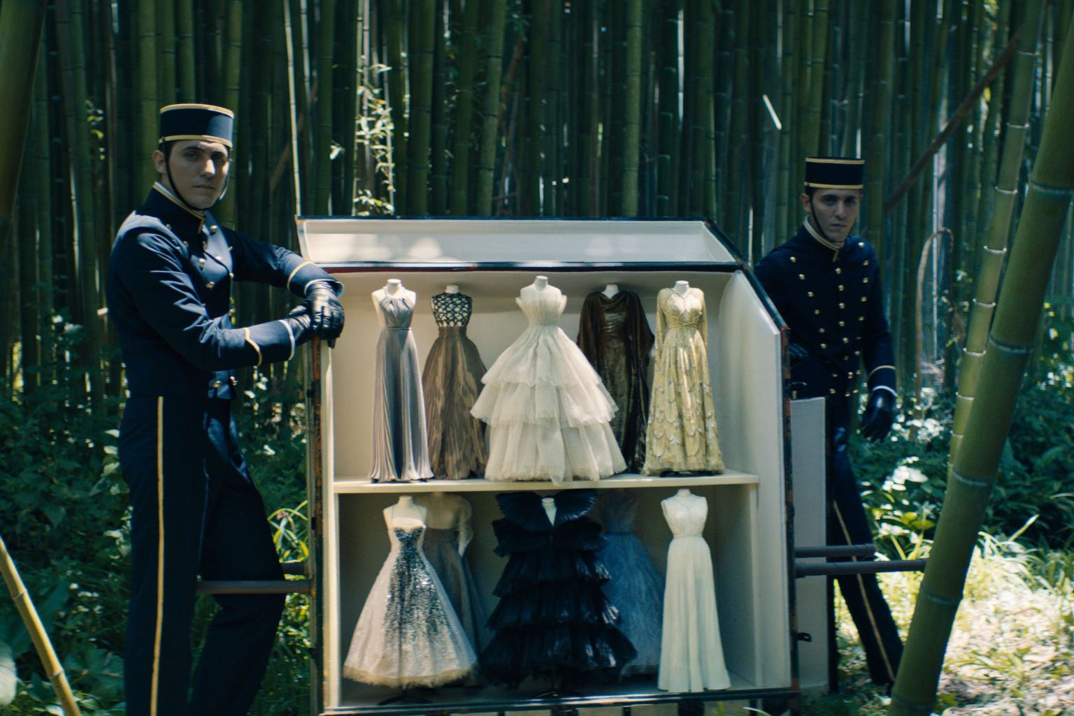 Dior couture film
