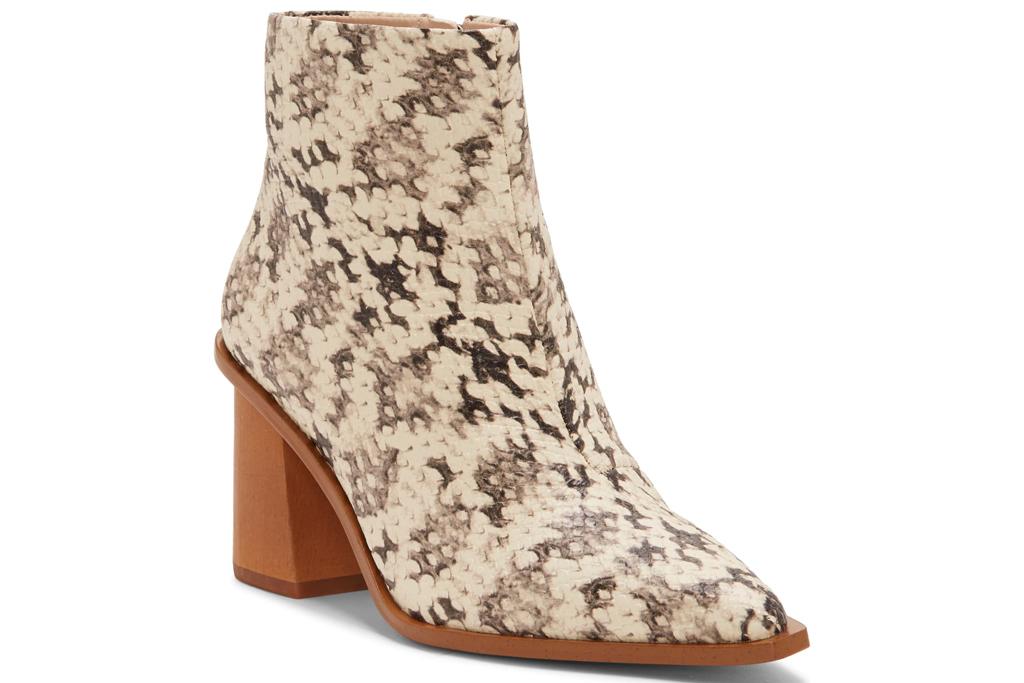 Dolce Vita, python boots