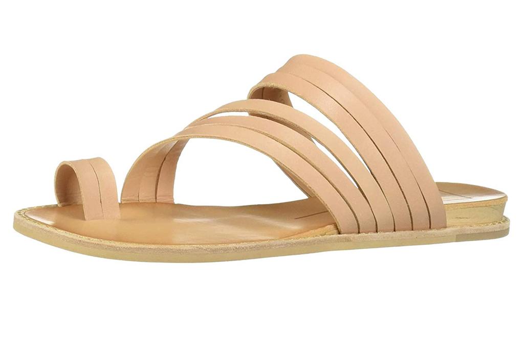 toe loop sandals, dolce vita