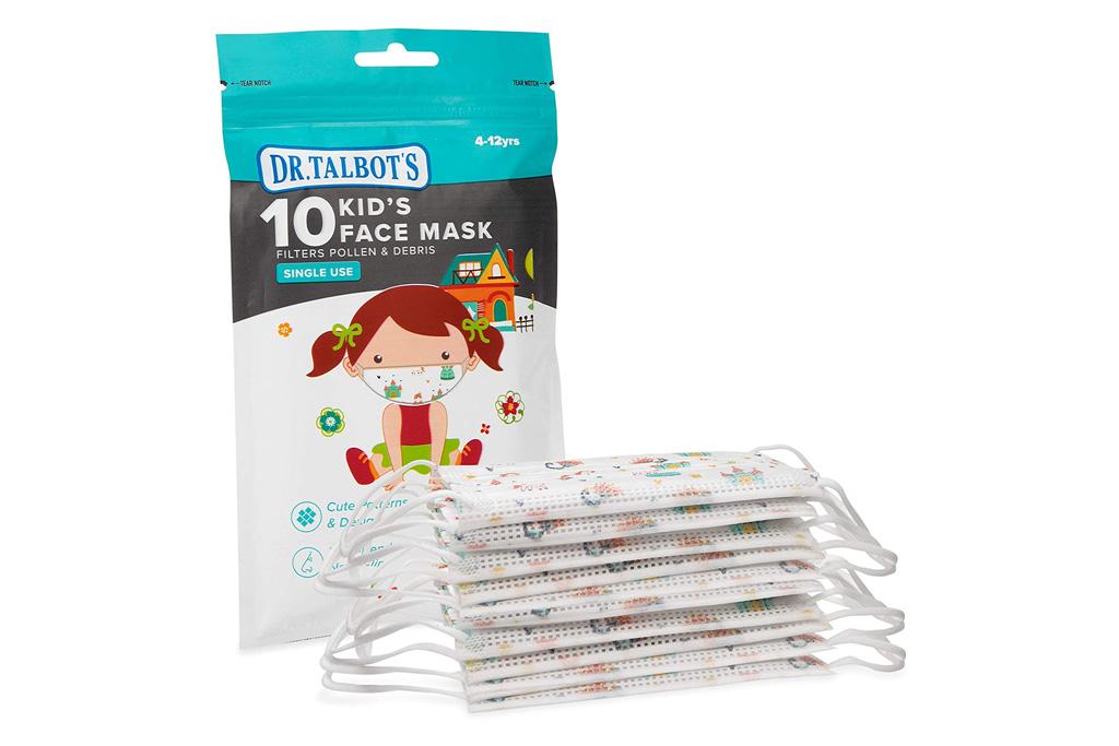 face masks, kids, toddlers, masks