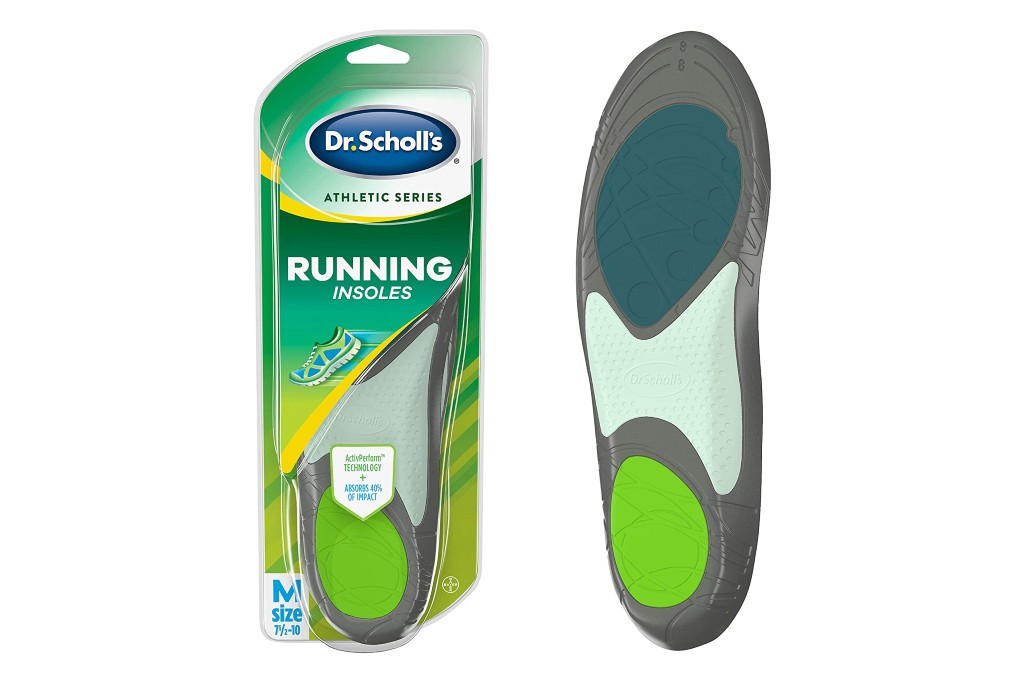 Dr. Scholl's running insoles