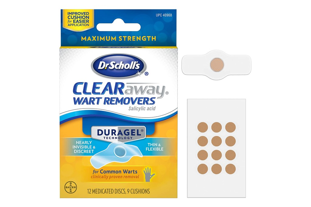 Dr. Scholl's ClearAway Wart Remover