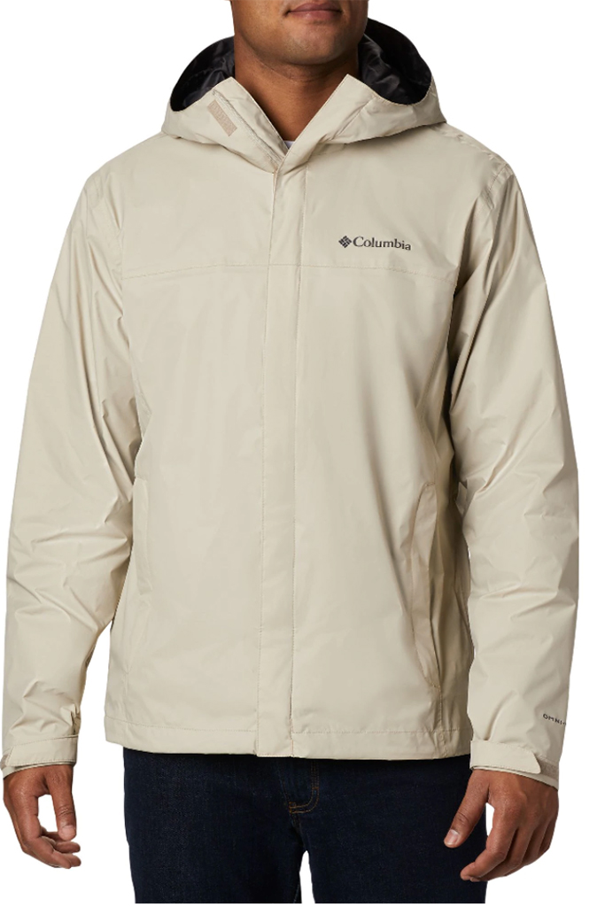 dsg sale, dick's sporting goods, columbia rain jacket