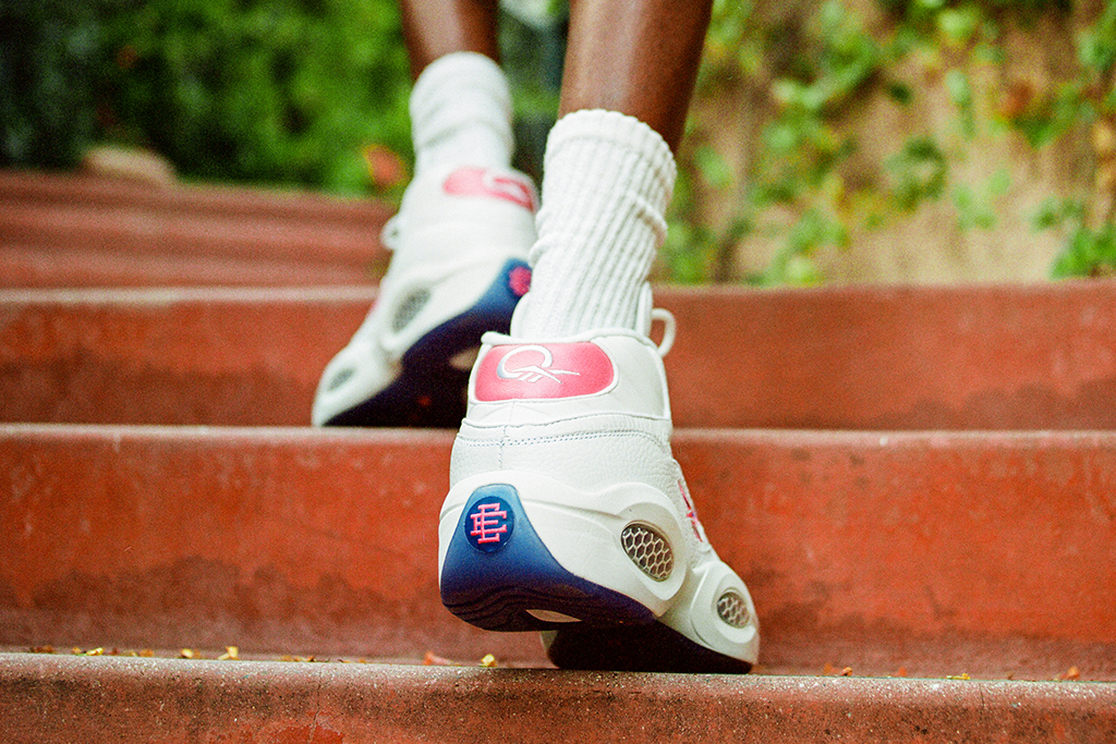 Eric Emanuel x Reebok Question Mid