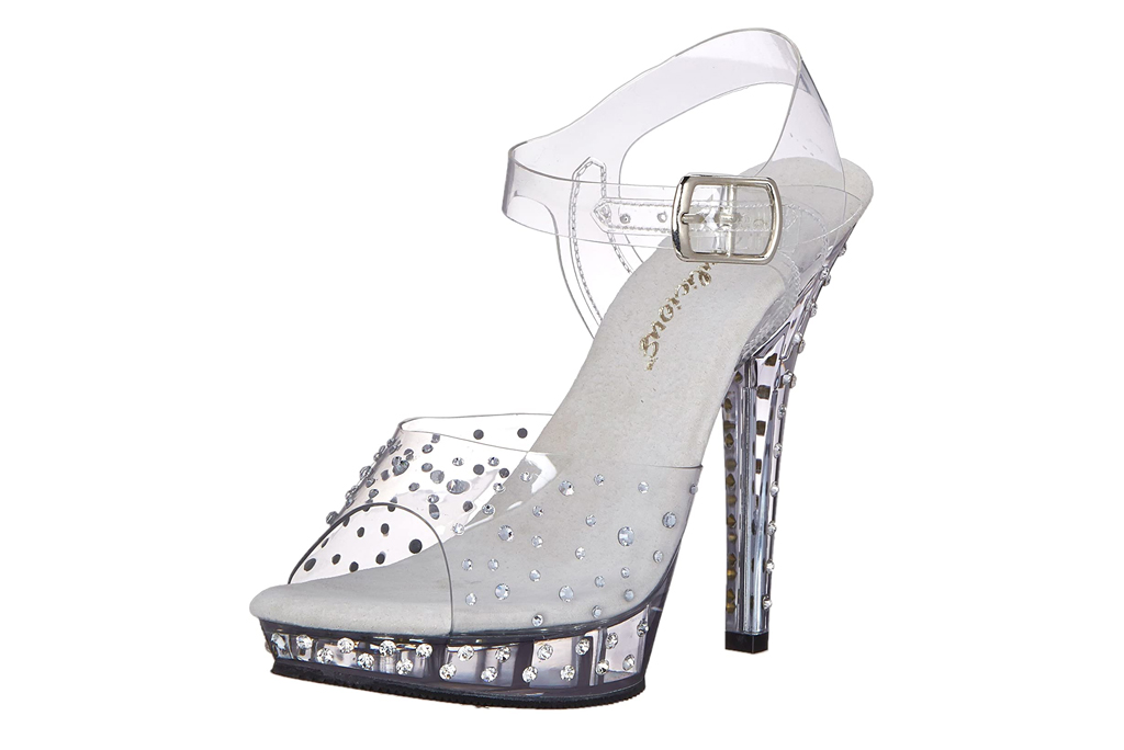 Fabulicious, platform heels
