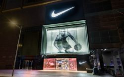 Nike Rise store in China