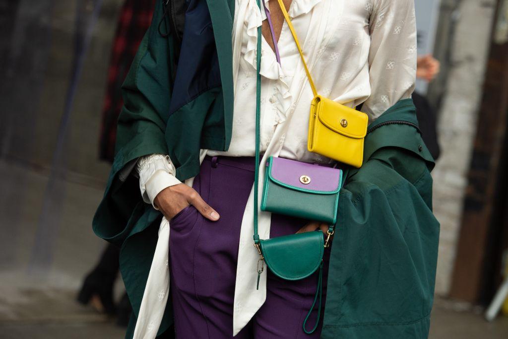 fall 2020 trends, fall 2020 fashion trends, fashion trends, handbags, cross body bag