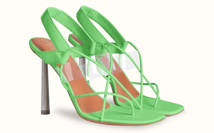 rihanna, fenty, amina muaddi, shoes, heels, rihanna shoes, amina muaddi shoes, heels